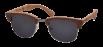 <p>Wooden sunglasses that fold</p>